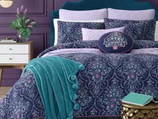 King Porch   Den Aebischer Bohemian Comforter Set   Retail 208 49