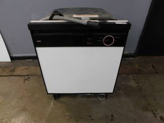 Roper Residential Dish Machine