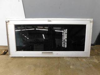 Aluminum Door and Frame
