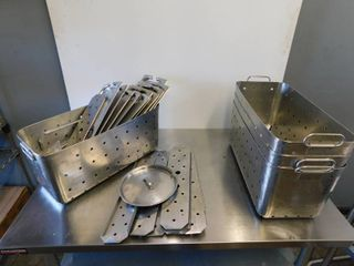 Stainless Baskets  Misc  Pan lids