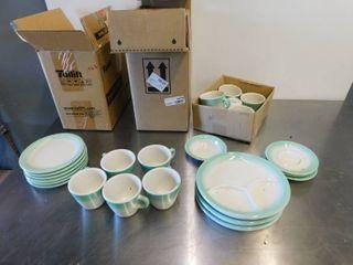 Assorted Antique Plateware