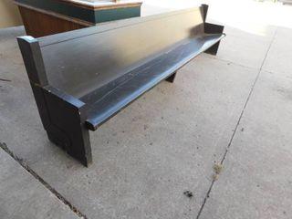 Church Pew Bench