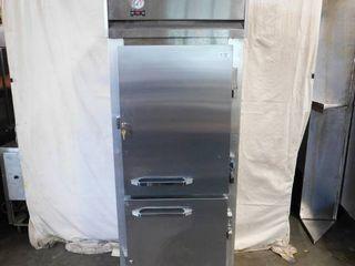 NEW Continental Split Door Freezer