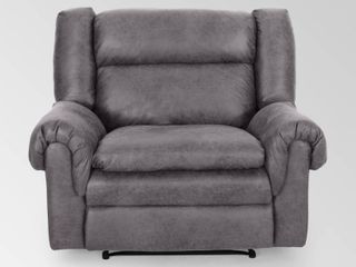 Farman Microfiber Recliner by Christopher Knight Home Retail 438 99