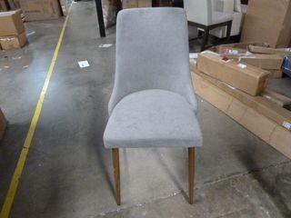 Grey Side Chair