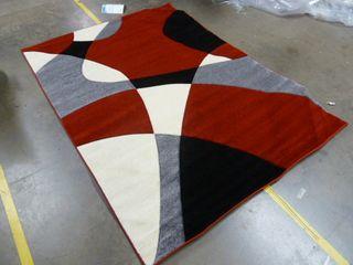 5  x 7  Abstract Area Rug