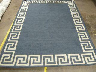 7 10  x 10  Blue Area Rug