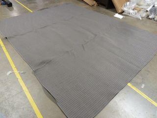 9  x 12  Gray Area Rug