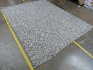 9 5  x 7  Grey Area Rug