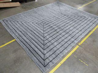 8  x 10 2  Striped Area Rug