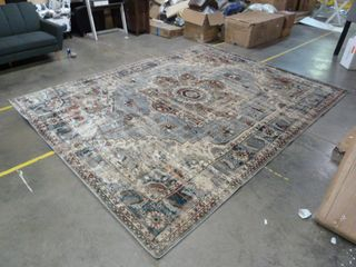 9 10  x 12  10  Distressed Style Area Rug