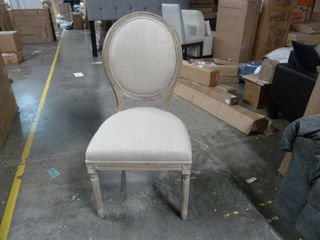 Country Style Single Dining Chair