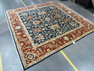 8  x 8  Hand Woven Area Rug  Retail   3000 00