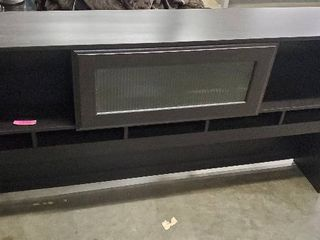 Copper Grove Daintree Hutch for 72 inch Computer Desk in Espresso Oak  Retail 256 99