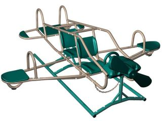 lifetime Ace Flyer Multi color Airplane Outdoor Teeter totter  Retail 333 99
