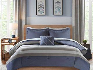 Intelligent Design Marsden Queen 8 Pc  Comforter Set Bedding