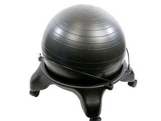 Exercise Cando Ball Chair  Retail 86 49