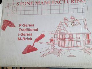 M Rock Meridian 6x6 stone