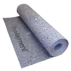 lot of 2 rolls Insulayment Hardwood Fiber Underlayment