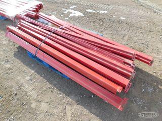 12 Teardrop style crossmember pallet racking 1 jpg