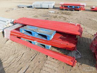 22 Teardrop style crossmember pallet racking 1 jpg