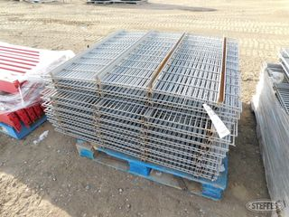 20 Wire bases for pallet racking 1 jpg