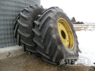 2 650 85R38 tires on John Deere rims 1 jpg