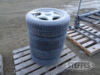Chevrolet Impala aluminum rims 1 jpg
