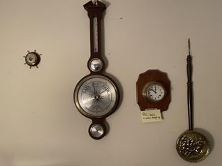 Naval Wall Clocks   Dials