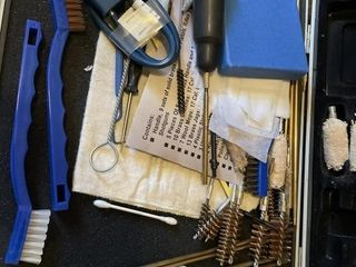 Gun Cleaning Kit in Case