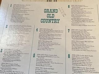 Grand Old County Set