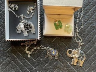 Elephant Jewerly Sets