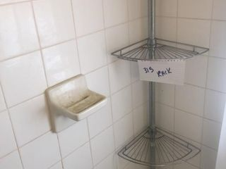 Cornor Metal Rack   Tub