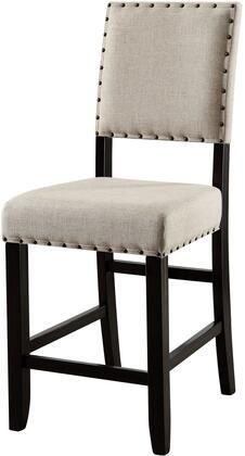 Counter Height Dining Chair  Pack of Two