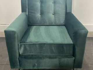 mystere jade green chair