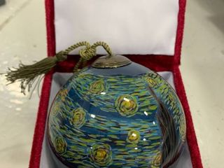 Starry Night Ornament