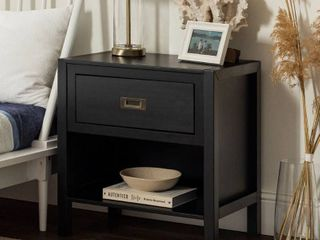 Carson Carrington Modern 1 Drawer Nightstand Retail 138 49