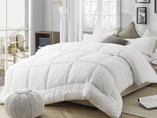 Twin Xl  Natural loft Down Alternative Comforter Retail 84 99