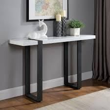 Furniture of America Skryne Contemporary Sofa Table