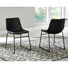 Porch  amp  Den Reiser Upholstered Side Chairs   Set of 2