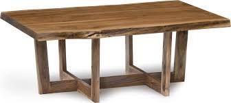 Natural Acacia Coffee Table
