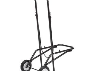 Modern  amp  Contemporary Metal Assembled Rubber New NPS Stack Chair Dolly Retail  116 87