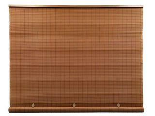 Radiance 72 inch length Woodgrain Outdoor PVC Shade