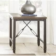 Carbon loft Gatling Side Table