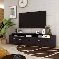 Furniture of America 84 inch Peyton Modern tiered TV Stand Retail 379 99