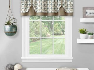 Callie Double layer Pick Up Valance