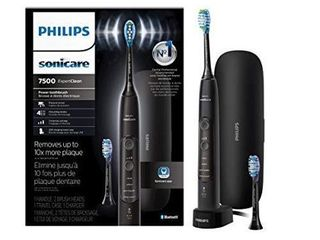 Philips Sonicare ExpertClean 7500 Rechargeable Electric Toothbrush  Black HX9690 05 Retail   139 99