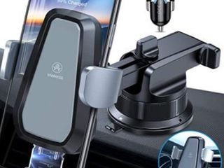 VANMASS AUTOMATIC CAR MOUNT WIRElESS CHARGER