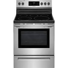 Frigidaire 30  Electric Range Stainless Steel FFEF3054TS