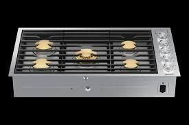 Dacor Contemporary 36  Stainless Steel Natural Gas Cooktop   DTG36M955FS